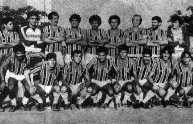Resultado de imagem para ferroviário atlético clube 1977