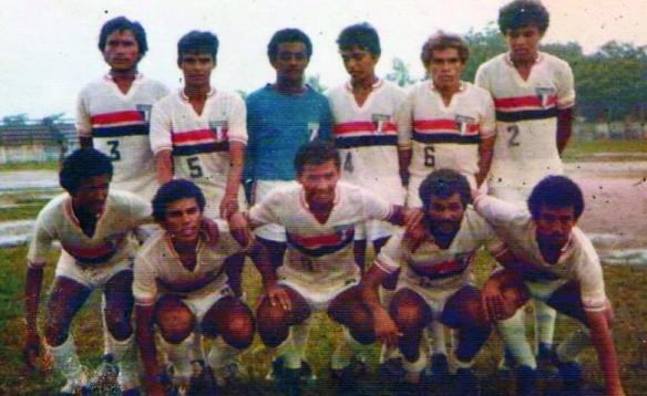 FAC Juvenil 1978