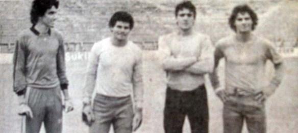 goleiros 1981